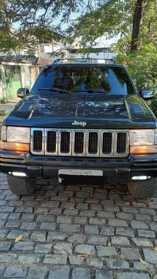 Grand Cherokee 1998, 5.9l Automática