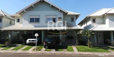 Casa Condomínio Em Santa Teresa Com 3 Dormitórios - Vr29493