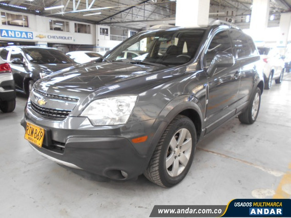 Chevrolet Captiva Sport Ls 2.4