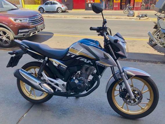 Honda Cg Titan 25th