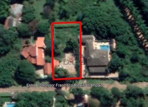 Imagem 1 de 1 de Terreno À Venda, 1380 M² Por R$ 1.385.000,00 - Chácara Bela Vista - Campinas/sp - Te4537