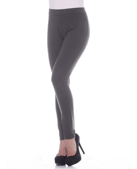 Pantalon Tipo Leggins Mujer Talla Grande No Se Transparent