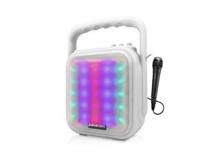 Parlantes Bluetooth Panacom Sp-3052 Karaoke Mic Usb Dacar