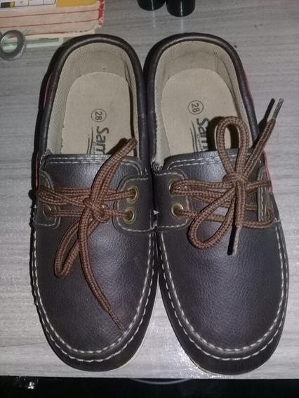 Sapato Infantil Sames Ref 27111