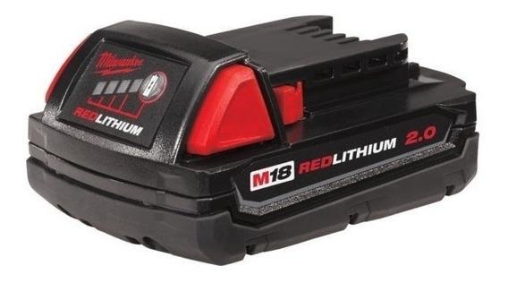 Bateria Compacta 18v 2amp Redlithium Mil 684554173 Milwaukee
