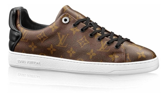 Tenis Louis Vuitton Frontrow Sneaker Original Nota Fiscal