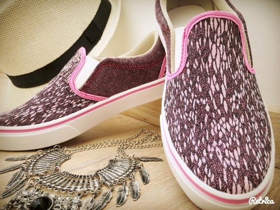 Zapatillas Panchas Hombre Y Mujer Zona Sur