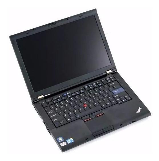 Notebook Lenovo T410 Core I5, Hd 500gb, 4gb 12x Sem Juros