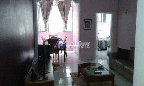 Apartamento À Venda, 3 Quartos, Copacabana - Rio De Janeiro/rj - 14046