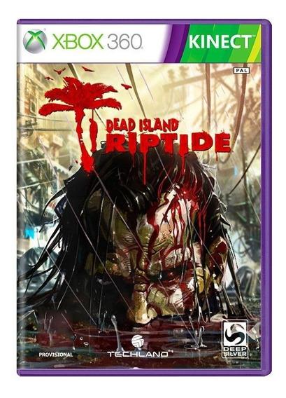Dead Island Riptide Xbox 360 Mídia Física Pronta Entrega