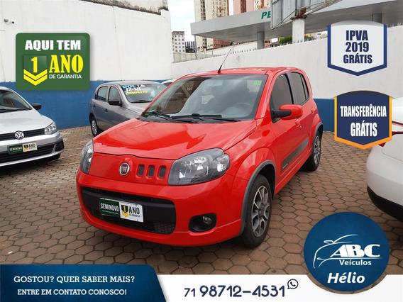 Fiat Uno 1.4 Evo Sporting 8v Flex 4p Manual