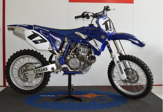 Yamaha Yz 450 Azul