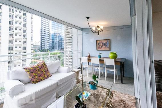 Apartamento Para Aluguel - Itaim Bibi, 3 Quartos, 133 - 892903894