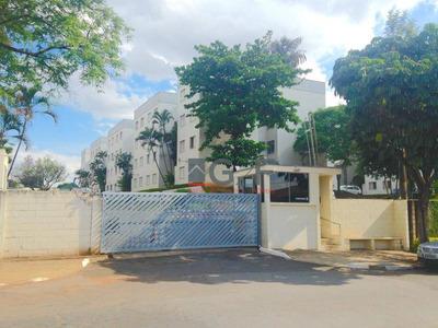 Apartamento Com 2 Dormitórios À Venda, 58 M² Por R$ 215.000 - Jardim Miranda - Campinas/sp - Ap8028