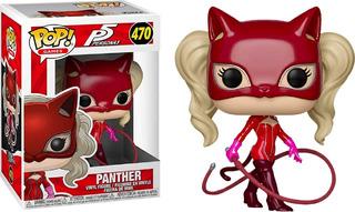 Funko Pop #470 - Panther - Persona 5 - 100% Original!