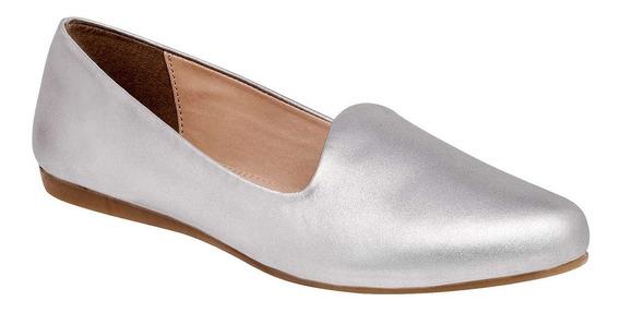 Zapato Casual Dama Padus Daf002 Plata 24-26 U76346 T2