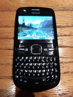 Celular Nokia C3 Excelente Estado