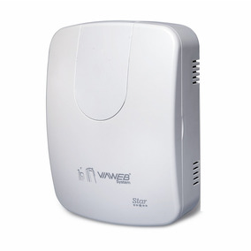 Viaweb System Alarme Pro Ip Star + Teclado 16s