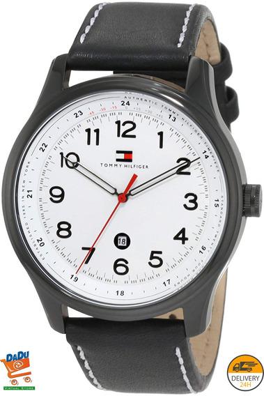 Reloj Tommy Hilfiger Hombre - Cuero - Original - Nuevo