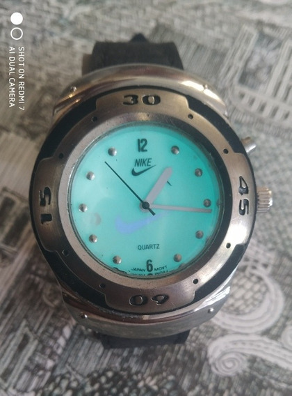 Reloj Nike Vintage Cuarzo Iluminación