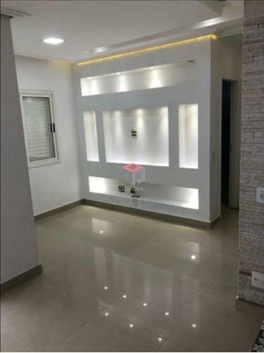 Apartamento À Venda, 2 Quartos, 1 Suíte, 1 Vaga, Piraporinha - Diadema/sp - 85448