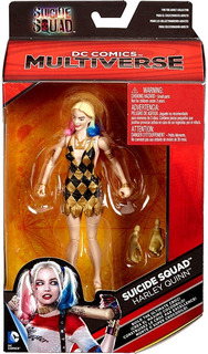 Harley Quinn - Batman - Joker - Escuadron Suicida - Flash