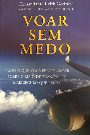 Livro Voar Sem Medo