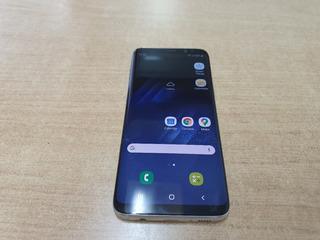 Samsung Galaxy S8 64gb Usado Con Caja Original Ligera Rotura