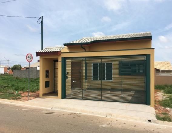 Casa Residencial Em Bragança Paulista - Sp - Ca1056_easy