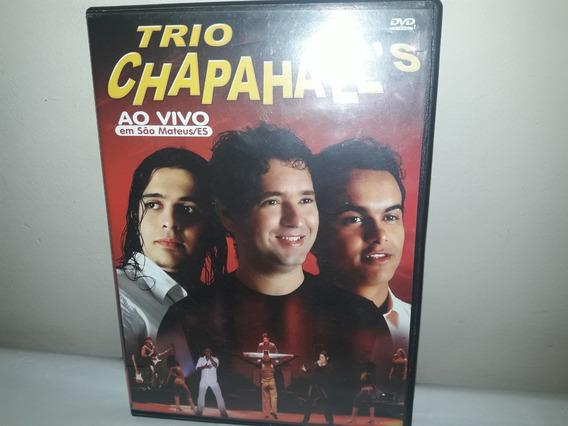 Dvd Trio Chapahall