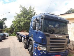 Scania P310 Bitruck Guincho Plataforma
