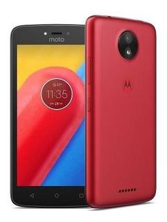 Smartphone Moto C 16g Dual Sim 4g Motorola Red