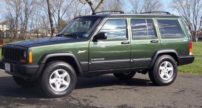 Sucata Jeep Cherokee Sport 4.0 1997 4x4 Manual Gasolina