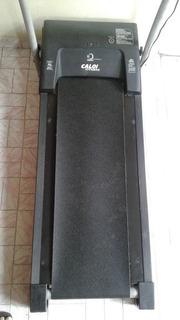 Esteira Elétrica Caloi Fitness Eletronic 1.4 Cl3206c