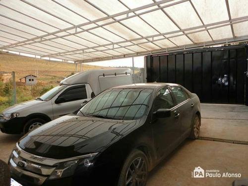 Chácara Com 2 Dormitórios À Venda, 2132 M² Por R$ 380.000,00 - Zona Rural - Poços De Caldas/mg - Ch0054