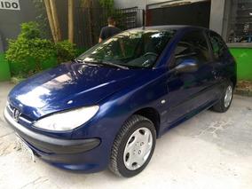 Peugeot 206 1.0 16v Soleil 3p