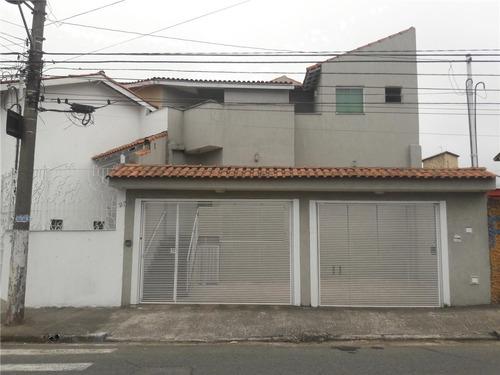 Imagem 1 de 10 de Sobrado Para Aluguel, 2 Quartos, 1 Vaga, Boa Vista - Santo André/sp - 4985