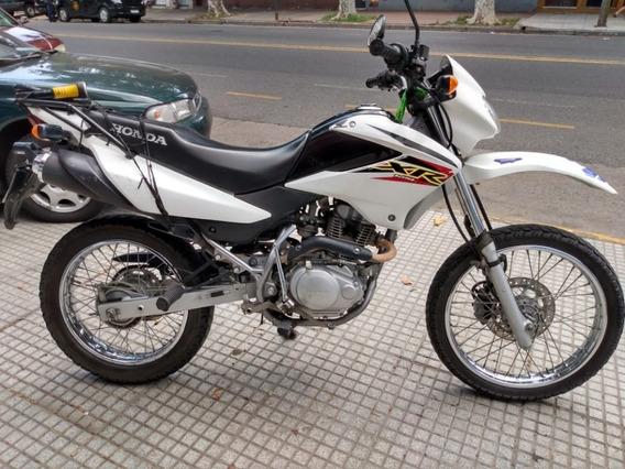 Honda Xr 125 2014 Tomo Menor Valor Oldcars