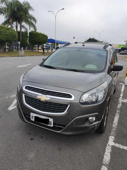 Chevrolet Spin 1.8 Ltz 7l Aut. 5p 2012/2013