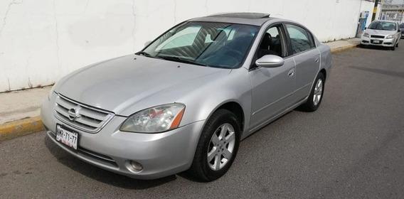 Nissan Altima Sl 2003