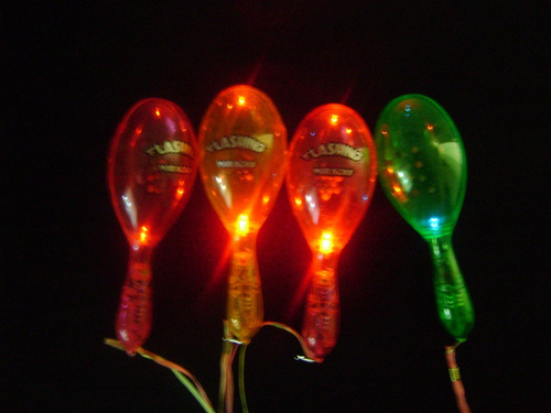 Maracas Luminosas !!!