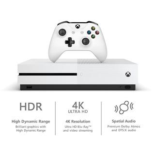 Xbox One S 500gb Consola Nueva Y Sellada