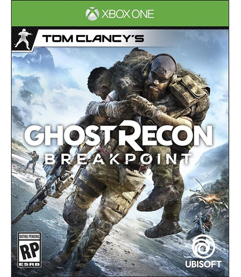 Tom Clancys Ghost Recon Breakpoint Xbox One Mídia Física