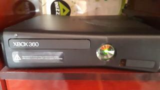 Xbox 36o Con Joistick /kinetick Y Juegos Originales