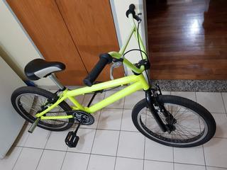 Bicicleta Bmx Freestyle Rodado 20 Usada Impecable