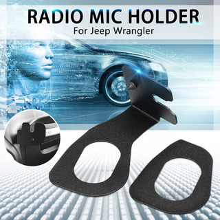 Soporte Para Micrófono De Radio Interphone Para Jeep Wrangle