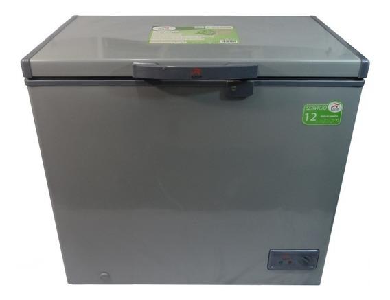 Freezer Congelador Nevera Refrigerador De 200 Litros Kasa