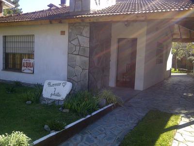 Chalet Excelente 5 Ambientes Muy Luminoso Villa Gesell