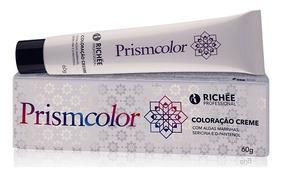 Richée Prismcolor Coloração 6.0 Louro Escuro Tinta Cabelo