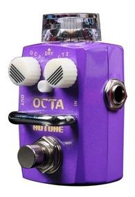 Pedal Para Guitarra Hotone Octa Soc-1